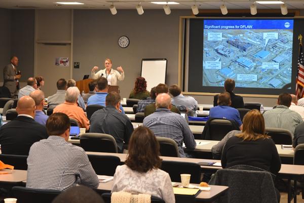 Supply Chain Collaboration Events | Hanford Vit Plant
