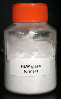 HLW Glass Formers
