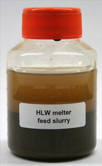 HLW Melter Glass
