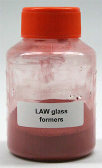 LAW Glass Formers