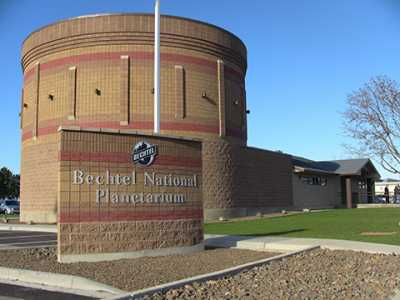 Bechtel National Planetarium at Columbia Basin College