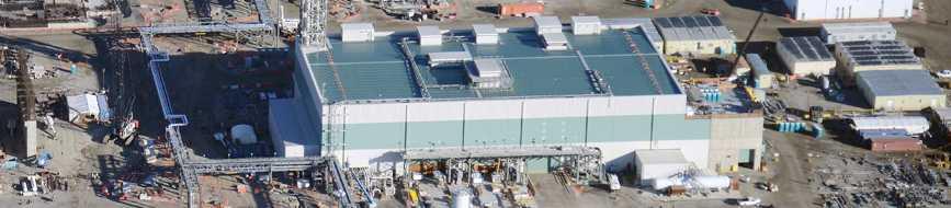 Low-Activity Waste (LAW) Vitrification Facility